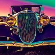 1934 Ford Front Art Print