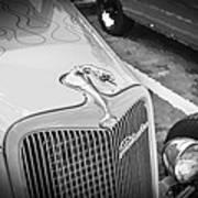 1934 Ford Hot Rod Art Print