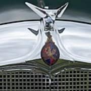1934 Vauxhall Art Print