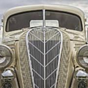 1936 Hudson Terraplane Truck Art Print
