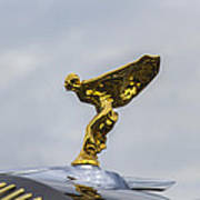 1937 47 Rolls Royce Art Print