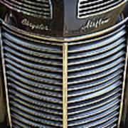 1937 Chrysler Airflow Art Print