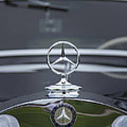 1937 Mercedes Benz Art Print