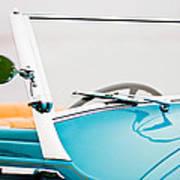 1937 Rolls-royce Phantom IIi Thrupp And Maberly Drophead -1161c Art Print