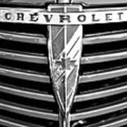 1938 Chevrolet  Art Print