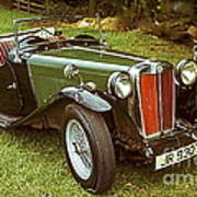 1938 Mg Ta Priced At Only 1550. In 1970.  Art Print