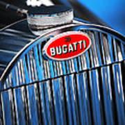 1939 Bugatti Type 57c Art Print