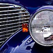 1939 Chevrolet Coupe Art Print