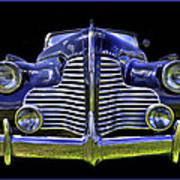 1940 Buick Art Print