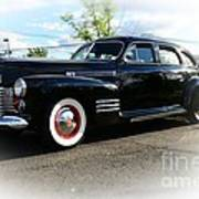 1941 Cadillac Coupe Art Print by Paul Ward