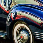 1941 Packard 110 Deluxe -1092c Art Print
