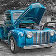 1946 Ford Pickup Art Print