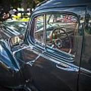 1946 Hudson Super Six Sedan  Art Print