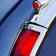 1947 Cadillac Model 62 Coupe Taillight  Art Print
