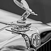 1948 Mg Tc - The Midge Hood Ornament Art Print