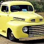 1949 Ford Pickup Art Print