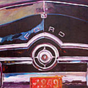 1949 Ford Art Print