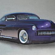 1949 Mercury Art Print