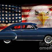 1949 Pontiac Tribute Roger Art Print