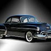 1950 Oldsmobile 88 Deluxe Club Coupe I Art Print