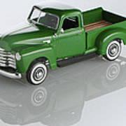 1951 Chevy Pick-up Art Print