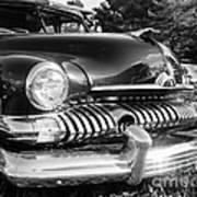 1951 Mercury Coupe - American Graffiti Art Print
