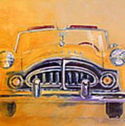1951 Packard Clipper Art Print