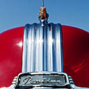 1951 Pontiac Chieftain  Art Print by Tim Gainey