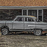 1952 Ford Art Print