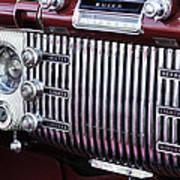 1953 Buick Skylark Art Print