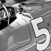 1953 Ferrari 375 Mm Spider Art Print