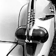 1953 Packard Caribbean Tail Light Art Print