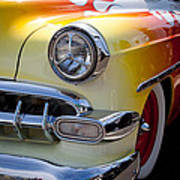 1954 Chevy Bel Air Art Print