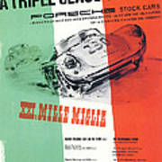 1954 Xxi Mille Miglia Art Print