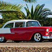 1955 Chevrolet 210 Art Print
