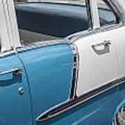 1955 Chevrolet 4 Door Art Print