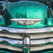 1955 Chevrolet First Series Art Print