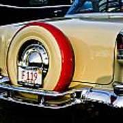 1955 Chevy Bel Air Rear Art Print