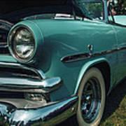 1953 Ford Crestline Art Print