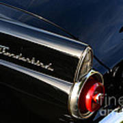1955 Ford Thunderbird Art Print