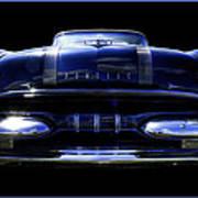 1955 Pontiac Art Print