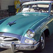 1955 Studebaker Coupe 1 Art Print
