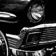 1956 Chevrolet Bel Air Art Print by David Patterson