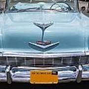 1956 Chevrolet Bel Air Art Print