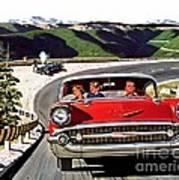 Vincent Monozlay Car Paintings