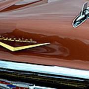 1957 Chevy II Art Print