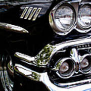 1958 Chevy Bel Air Art Print