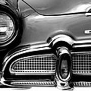 1958 De Soto Firedome Art Print