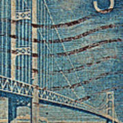 1958 The Mighty Mac Stamp Art Print
