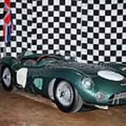 1959 Aston Martin Dbr1 Art Print